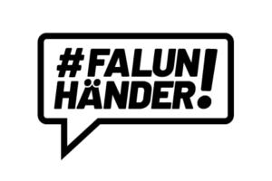 Falun Händer logotyp